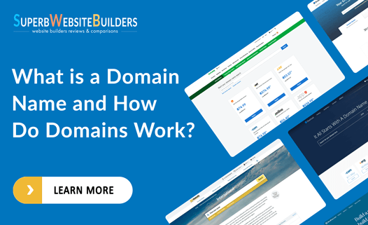 what is a domain name and how do domains work