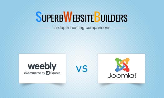 weebly vs joomla