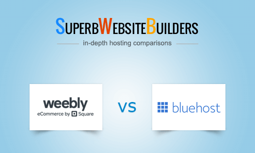 weebly vs bluehost