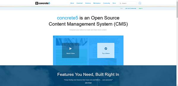 Concrete5