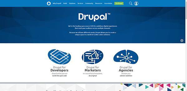 Drupal - Open Source Content Management System