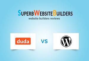 Duda vs WordPress