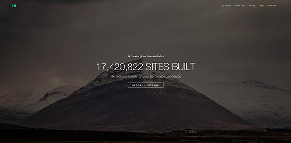 IM Creator - Free Website Builder for Nonprofits
