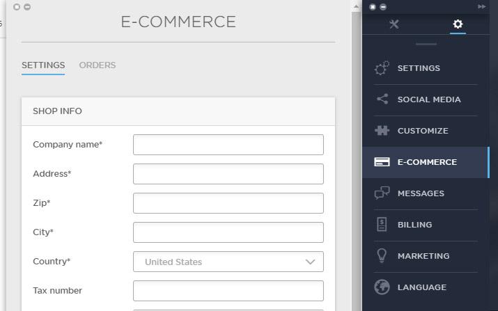 portfoliobox ecommerce