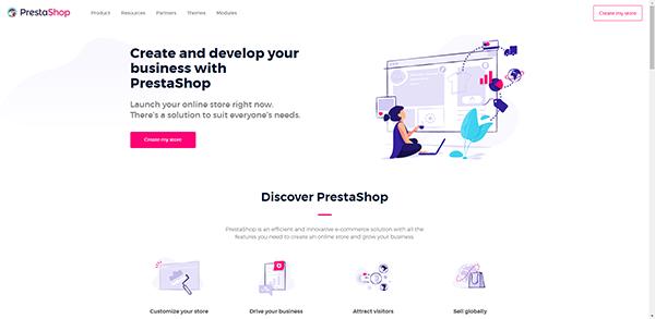 PrestaShop - One of the Most Popular Ecommerce Platforms