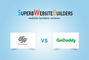 Squarespace vs Godaddy Website Builder