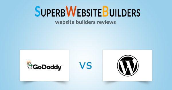 GoDaddy Website Builder vs WordPress
