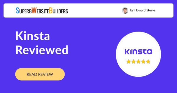 Kinsta review
