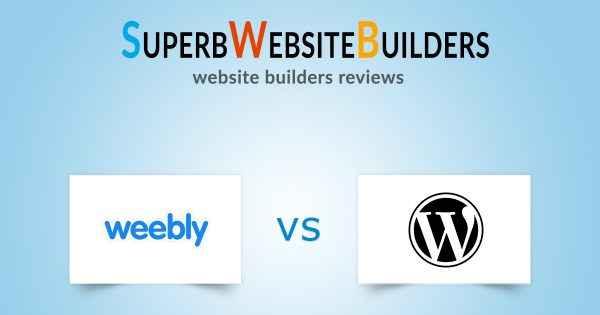 Weebly vs WordPress