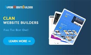 Clan (Guild) Website Builders