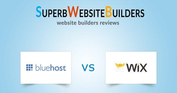 Bluehost vs Wix