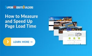 Website Speed Test: How to Measure Website Load Time and Speed Up Your Website