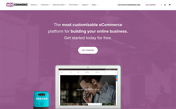 Try WooCommerce now