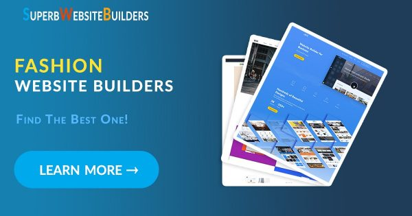 Best Fashion Website Builders