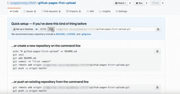 Copy files to Github