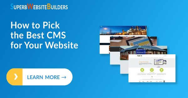 How to Pick the Best CMS for Your Website