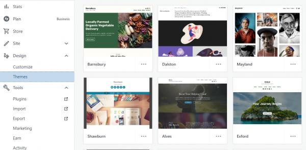 WordPress.com Templates