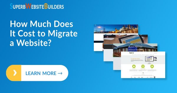 How Much Does It Cost to Migrate a Website?