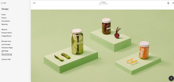 Squarespace Design Tools