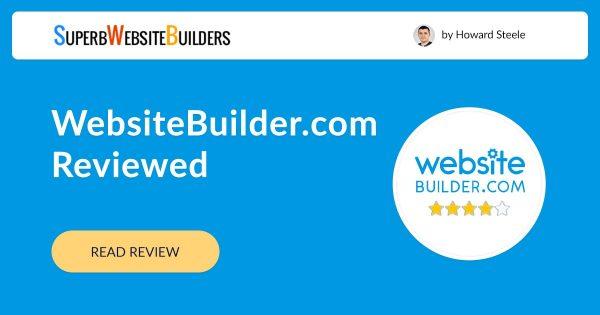 WebsiteBuilder.com Review