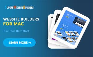 Best Website Builder Software for Mac