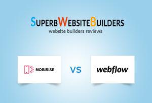 Mobirise vs Webflow