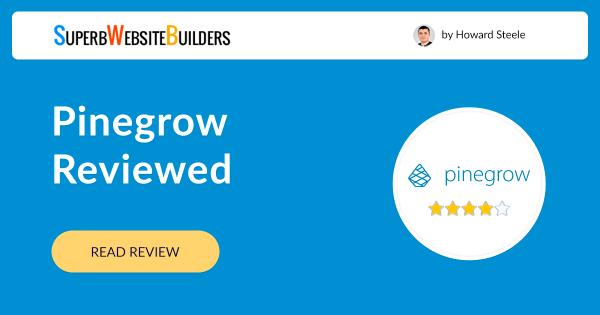 Pinegrow Website Builder Review