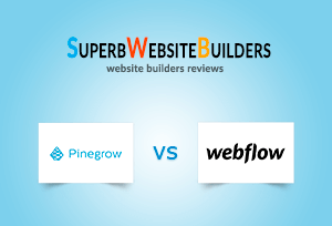 Pinegrow vs Webflow