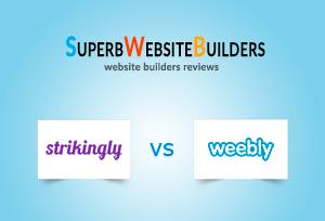 Strikingly vs Weebly