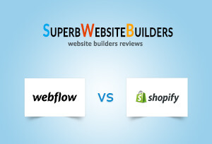 Webflow vs Shopify