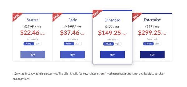 X-Cart Pricing