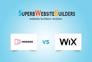 Mobirise vs Wix