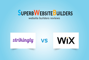 Strikingly vs Wix