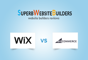 Wix vs Bigcommerce
