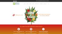International Floriculture Expo - WordPress event website example