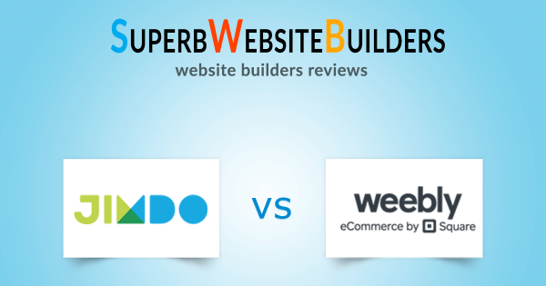 Jimdo vs Weebly