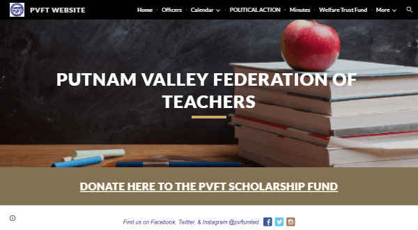 7. Putnam Valley Federation of Teachers