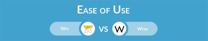 Wix vs Webs: Which One Is Easier to Use?