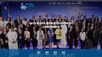 World Investment Conference - WordPress event website example