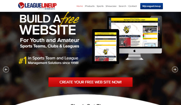 LeagueLineup – FREE Sports Team and League Management