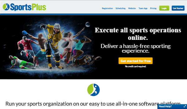 SportsPlus – Sports Management Platform for Tournaments