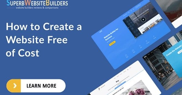 How to Create a Website Free of Cost?