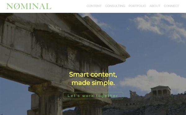 Nominal Content