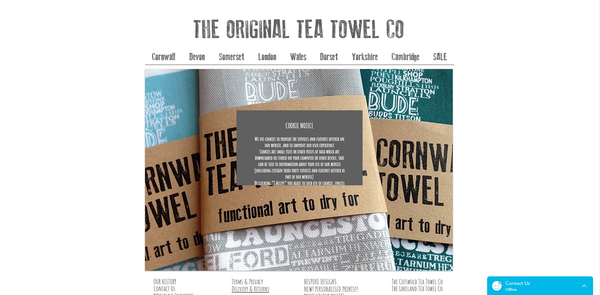 The Original Tea Towel Co