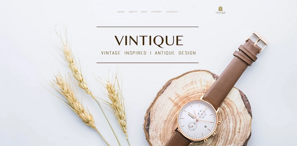 Vintique Watch