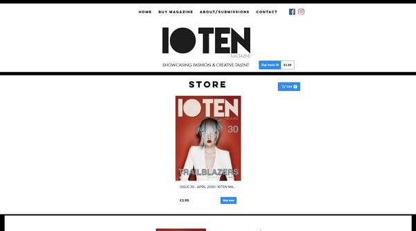 10Ten Magazine