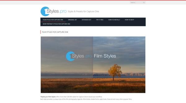 1 Styles Pro