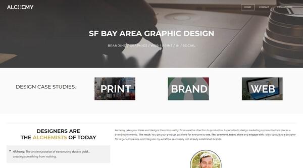 Best Weebly Portfolio Examples