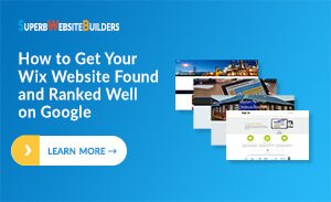 How to Get Your Wix Website Found and Ranked Well on Google