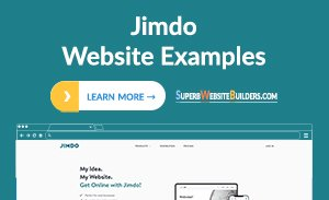 Jimdo Website Examples